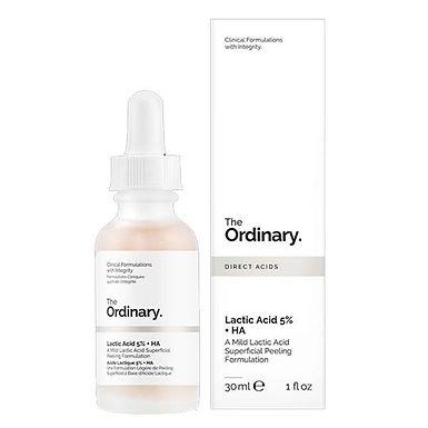 THE ORDINARY - Lactic acid 5% + HA