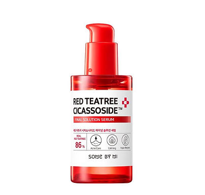 SOME BY MI - Red Teatree Cicassoside Final Solution Serum