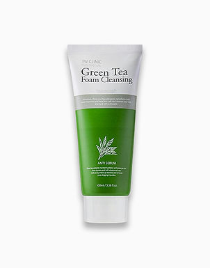 3W CLINIC - Green Tea Foam Cleansing