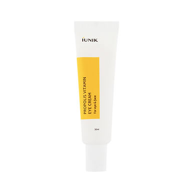 iUNIK - Propolis Vitamin Eye Cream for Eye & Face