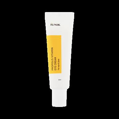 iUNIK - Propolis Vitamin Eye Cream for Eye & Face