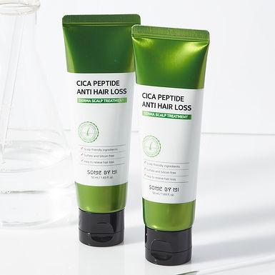 SOME BY MI - Cica Peptide Anti Hair Loss Derma Scalp Treatment