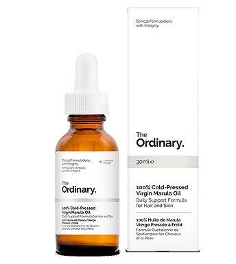 THE ORDINARY - 100% Cold-Pressed Virgin Marula Oil