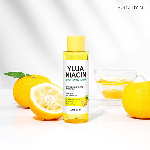SOME BY MI - Yuja Niacin Brightening Toner