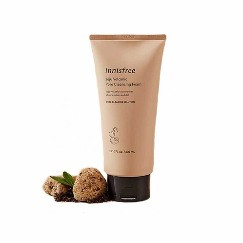 INNISFREE - Jeju Volcanic Pore Cleansing Foam EX
