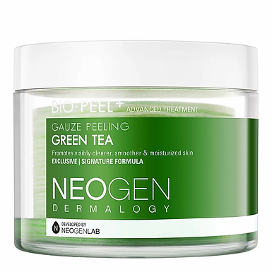 NEOGEN DERMALOGY - Bio-Peel Gauze Peeling Green Tea
