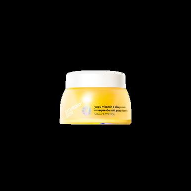 SATURDAY SKIN - Yuzu Vitamin C Sleep Mask