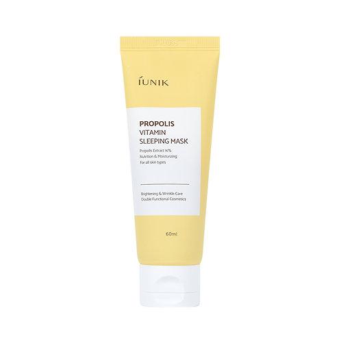 iUNIK -Propolis Vitamin Sleeping Mask