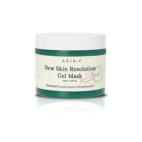 AXIS-Y - New Skin Resolution Gel Mask