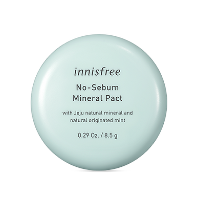 INNISFREE - No Sebum Mineral Pact