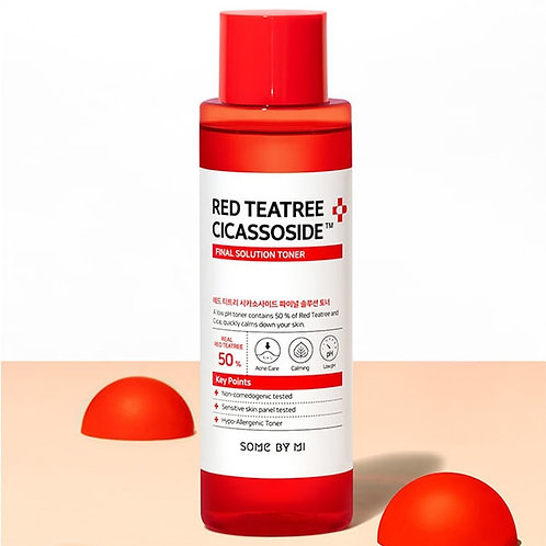 SOME BY MI - Red Teatree Cicassoside Final Solution Toner