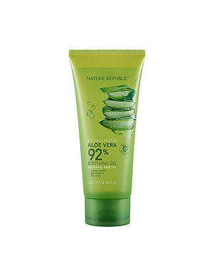 NATURE REPUBLIC - Aloe Vera 92% Soothing Gel