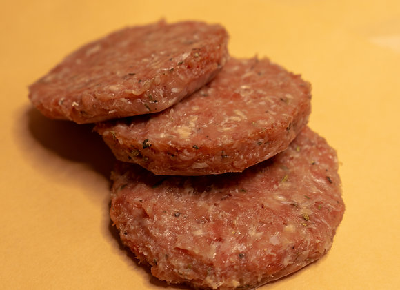 Chicken Burger (x2 per serving)