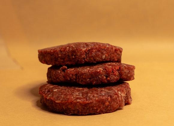 Beef Burger (x2 per serving)