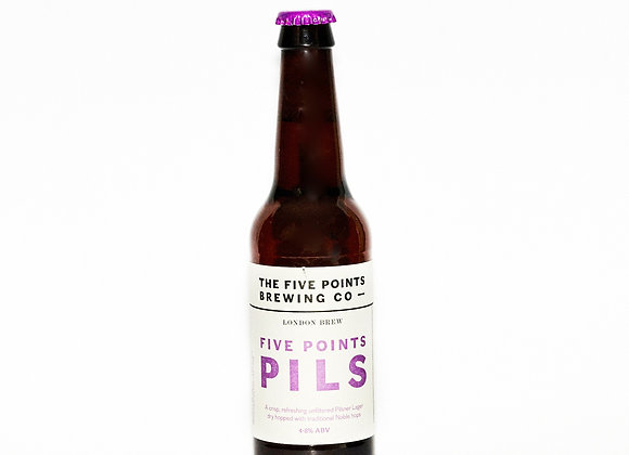 Five Points Pils (The Five Points Brewery)