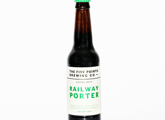 Railway Porter (The Five Points Brewery)