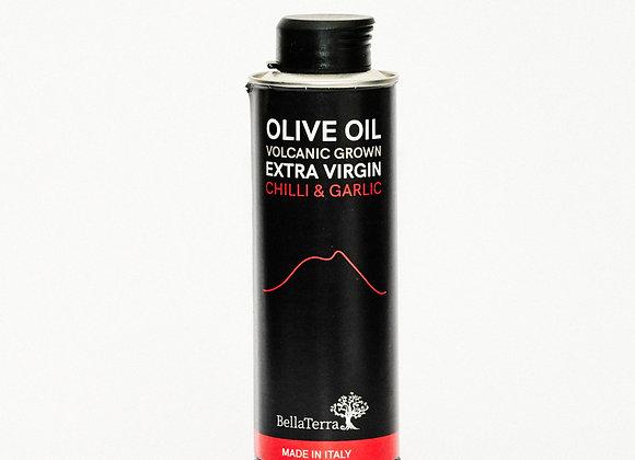 Bella Terra Extra Virgin Olive Oil (Chilli & Garlic)