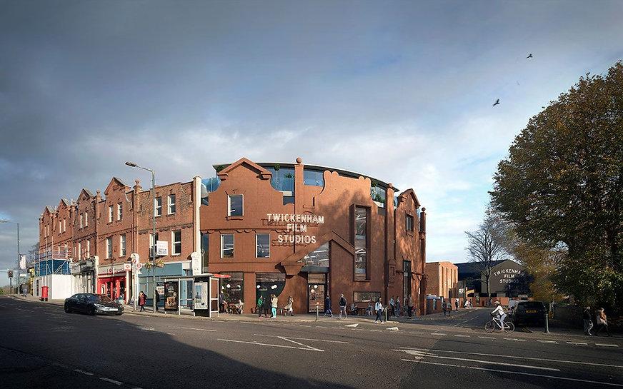Twickenham Film Studios � Revelopment 2.