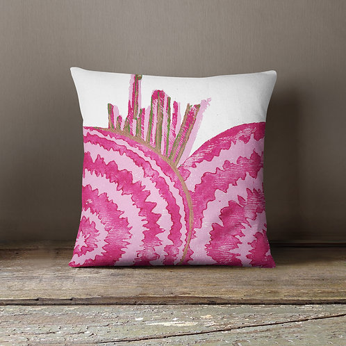 Beetroot Inspired Cushion_1