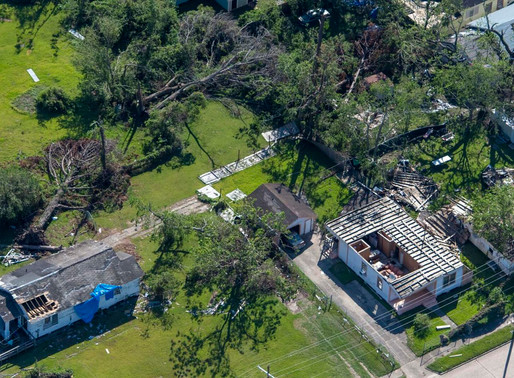 Reconstruire Lake Charles : l'importance d'une mobilisation nationale