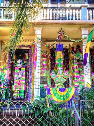 Mardi Gras 2021 : et si l'on transformait nos maisons en chars ?