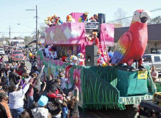 Coronavirus : les parades de Mardi Gras n'auront pas lieu dans la paroisse de Saint-Jean-Baptiste