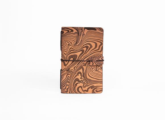 Traveler's Notebook   Suminagashi