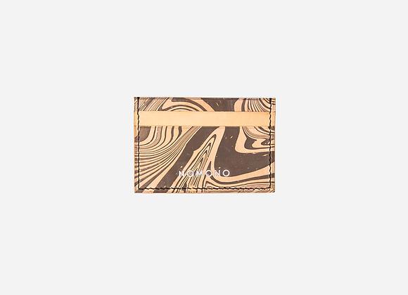 Tarjetero | Suminagashi