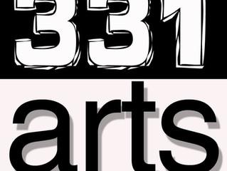 331arts Website Launch
