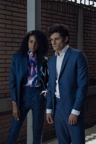 Paula Osorio Tailored -Casual suit 7