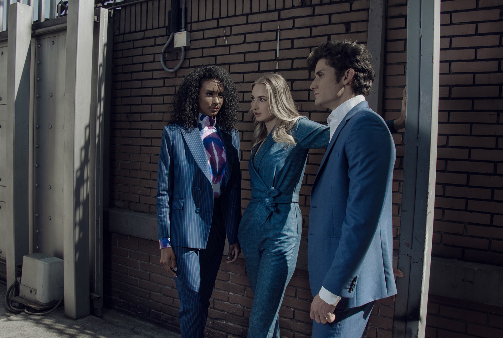 Paula Osorio Tailored -Casual suit 6