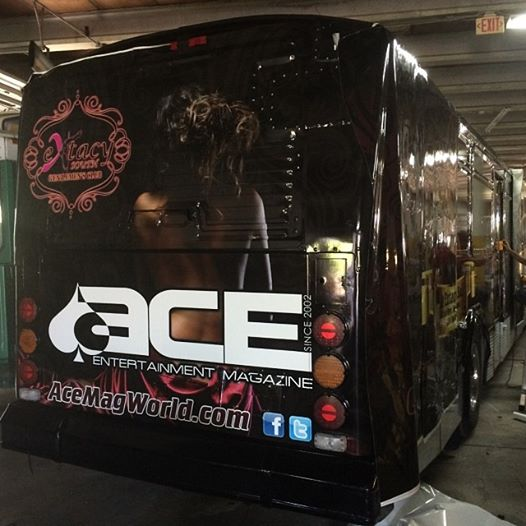 ACE Tour Bus