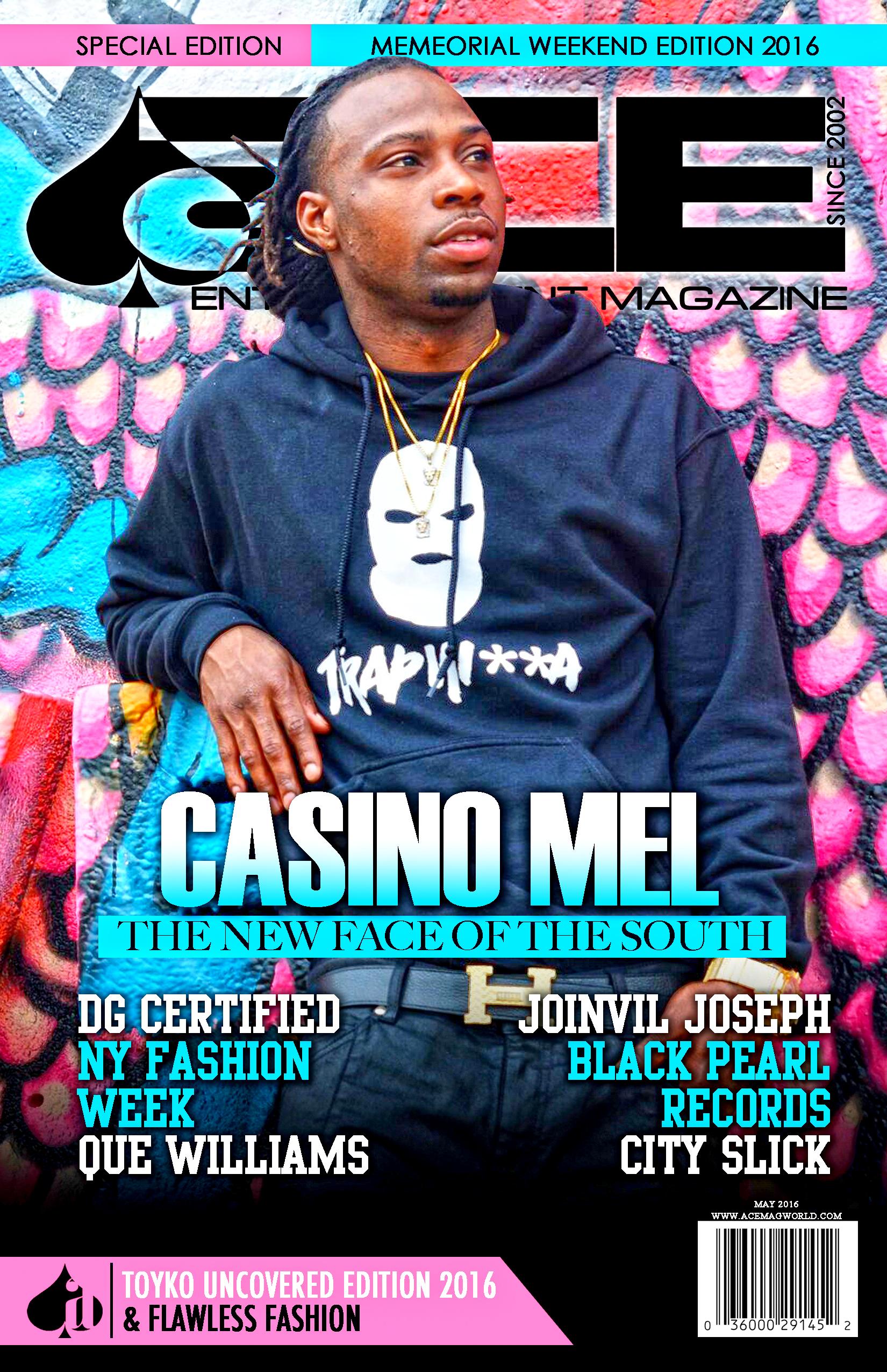 Casino Mel Cover