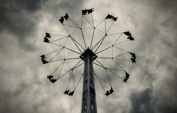 Scary fun Sky