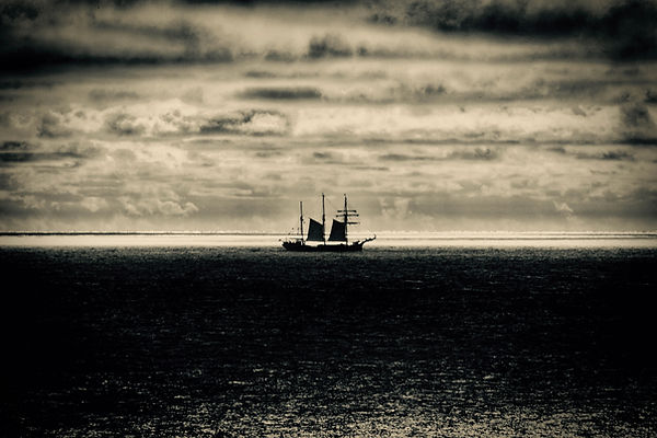black sails heading south