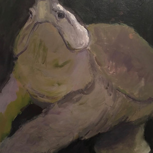 Turtle Golem