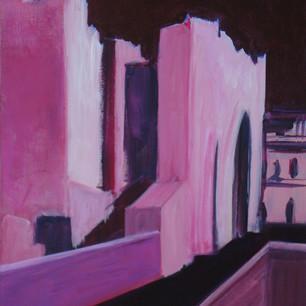 Pink Tower of David