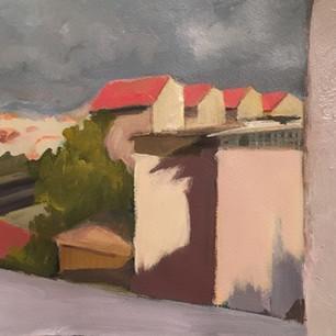 Porch View in Ramat Beit Shemesh III