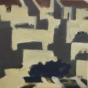 Shadowed Walls