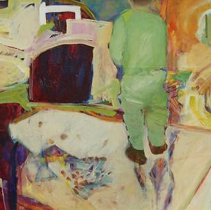 """Oil, 20 x 30"""", 1999"""