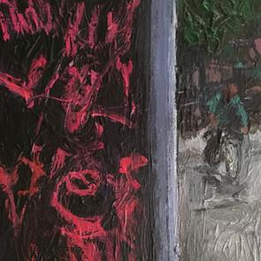 Pink Graffiti II