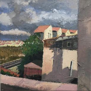 Porch View in Ramat Beit Shemesh II