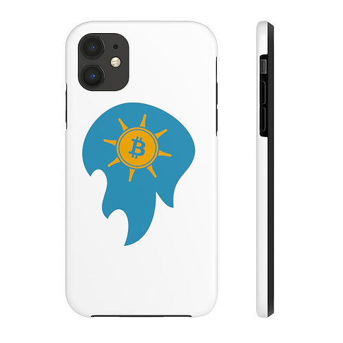 Bitcoin Spirit Ball of Prosperity I-Phone Case