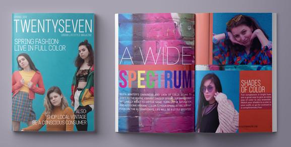 TwentySeven Magazine