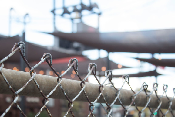 Chain Link Fence, 2018