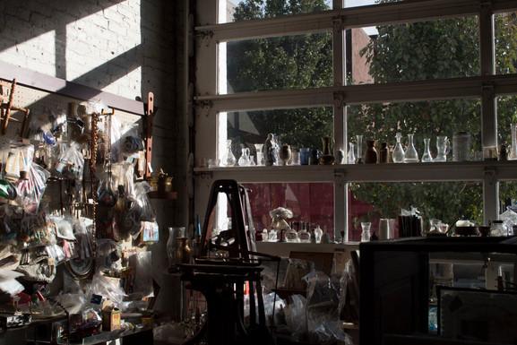 Antique Shop, 2018