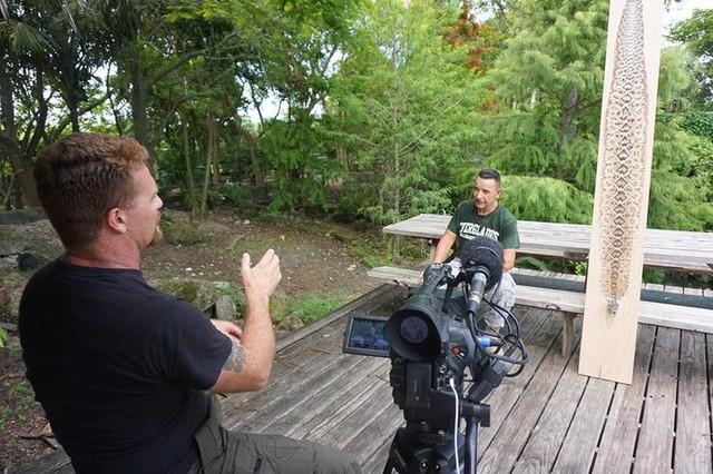 Scott Goodknight interviews world famous Venomous Snake Expert Albert Killian