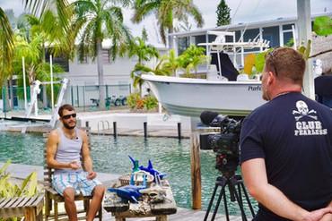Scott Goodknight interviews Steel Rockett