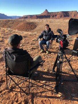 Scott Goodknight interviews world famous rock climber Adam Ondra