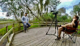 """Scott Goodknight interviews the """"Shark Whisperer"""" Eli Martinez"""